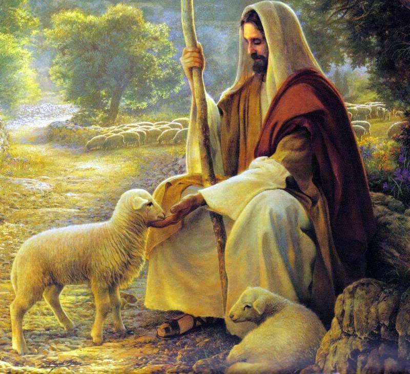 Gesù il buon pastore