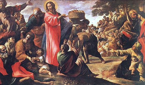 Gesù annuncia il Regno di Dio
