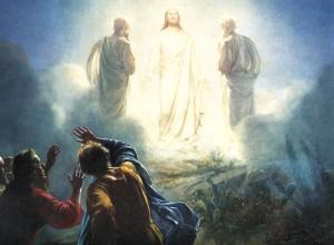 transfigurazione di Gesù