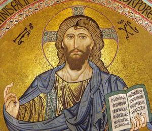 Cristo Pantocratore del duomo di Cefalù