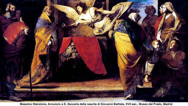 Massimo Stanzione - annuncio nascita Battista