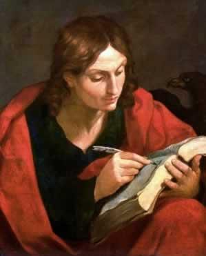 Guido Reni, San Giovanni evangelista