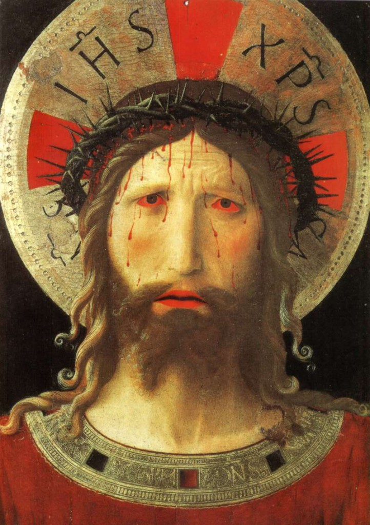 Beato Angelico - Cristo coronato di spine