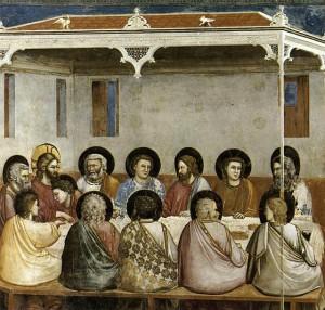 Giotto - Ultima Cena