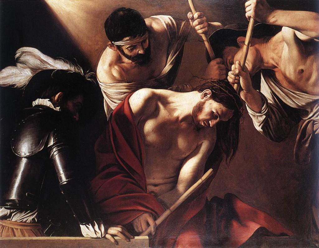 Michelangelo Merisi da Caravaggio - Incoronazione di spine