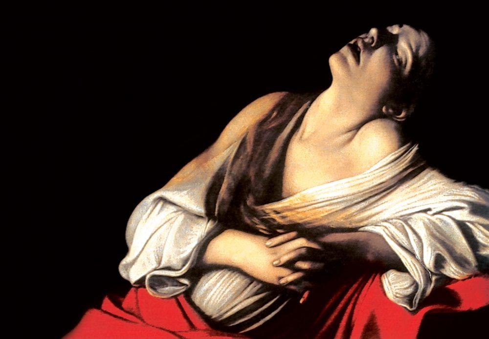 Maria Maddalena in estasi  - Caravaggio