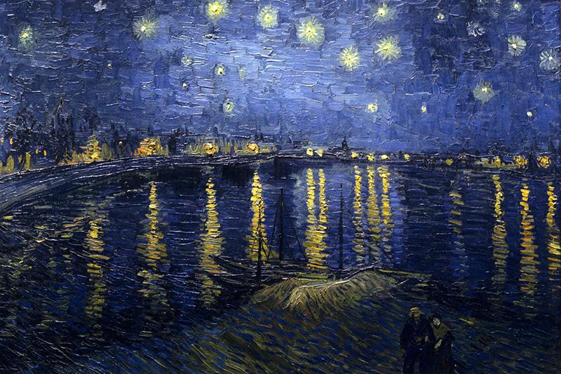 cielo stellato - Van Gogh