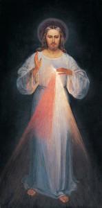 Divina Misericordia (Eugeniusz Kazimirowski, - 1934)