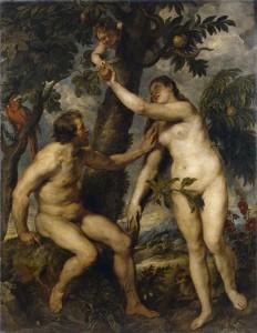 Adamo e Eva - Peter Paul Rubens
