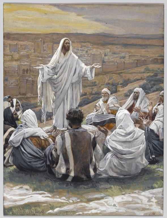 Preghiera Padre Nostro - James Tissot
