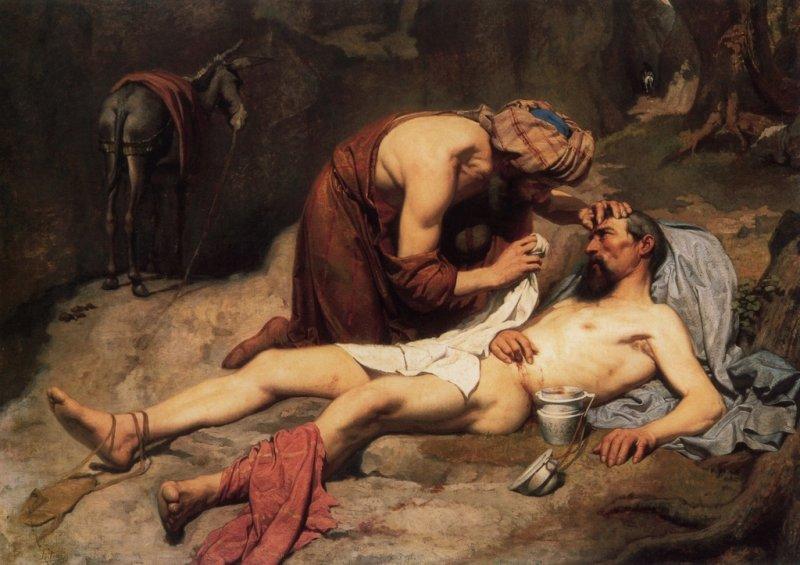 Patini Teofilo - il buon samaritano