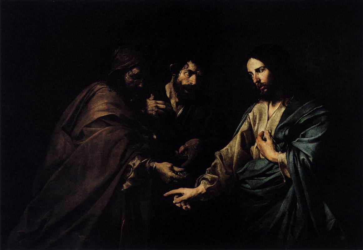Valentin de Boulogne - Tributo a Cesare