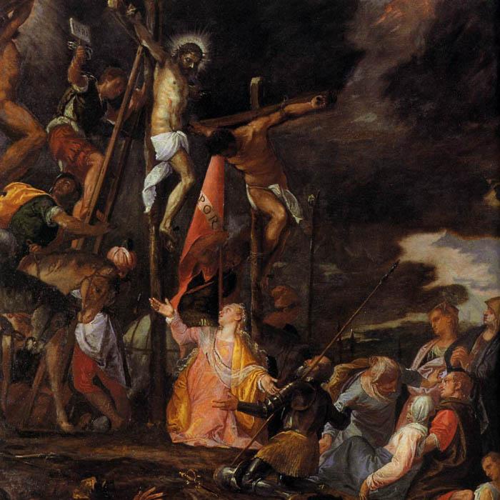 Crocifissione - Paolo Veronese