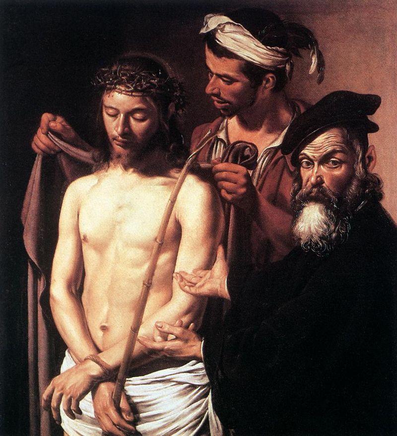 Ecce Homo - Michelangelo Merisi da Caravaggio