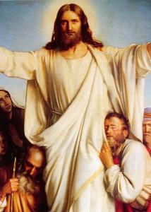 Carl Heinrich Bloch - Gesù Consolatore