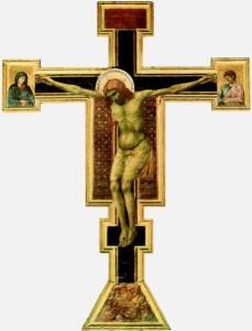 Giotto - Crocifisso di Santa Maria Novella