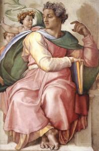 Il Profeta Isaia - Michelangelo
