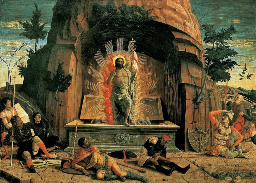 Mantegna, Andrea - La Resurrezione