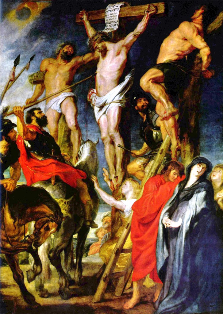 Peter Paul Rubens - Crucifixion