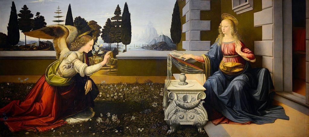 Annunciazione (Leonardo da Vinci)