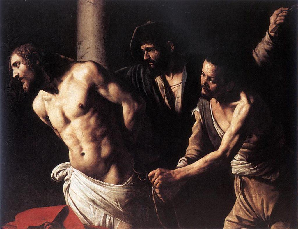 Flagellazione di Cristo (Caravaggio Rouen)